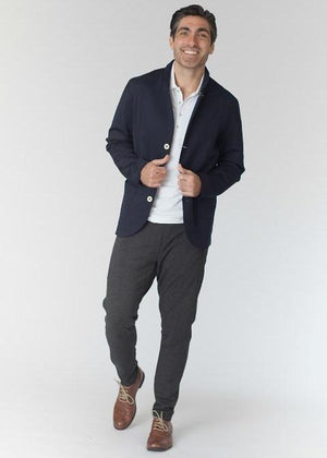 In-Flight Stretch Blazer - Buki
