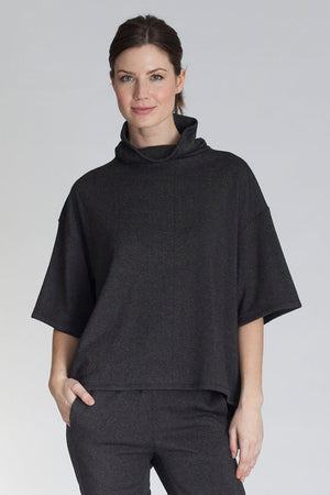 Perfect Pullover by Buki is a highly covetable and cozy funnel-neck sweater, perfect for lounging or for adventure. This machine washable and wrinkle resistant pullover is designed with your comfort and lifestyle in mind