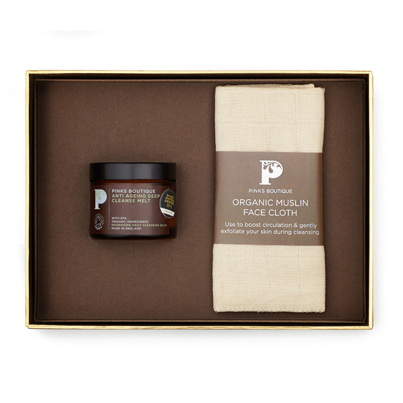 Lift and Cleanse Anti-Ageing Facial Gift Box