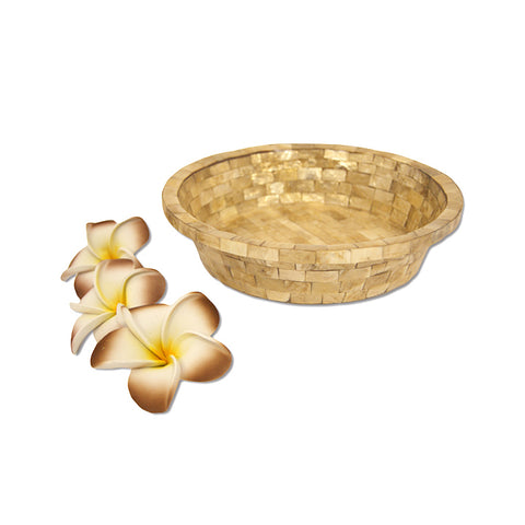 Mother of Pearl Manicure Bowl