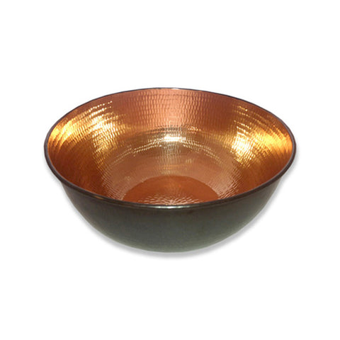 Copper Manicure Bowl