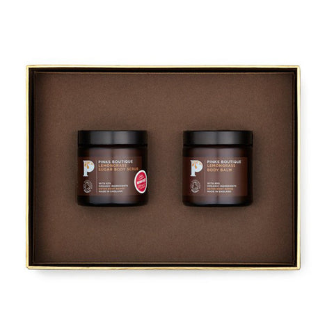 Detox Body - Polish and Drench Essentials Gift