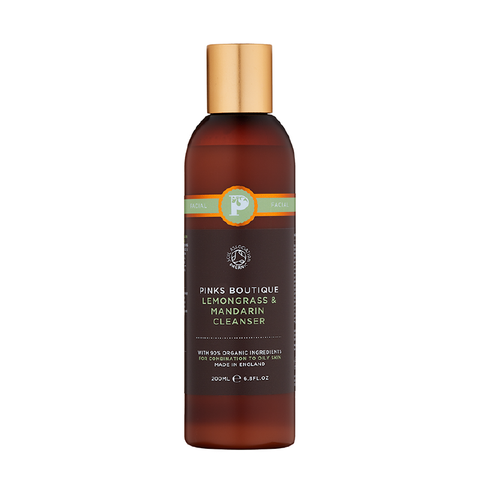 Lemongrass & Mandarin Cleanser