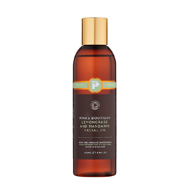 Lemongrass & Mandarin Facial Oil