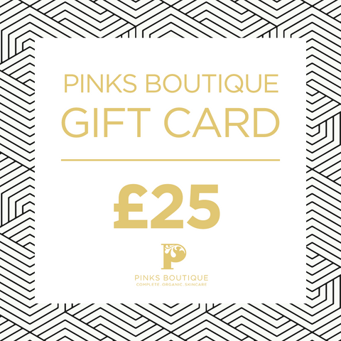 Pinks Boutique Gift Voucher