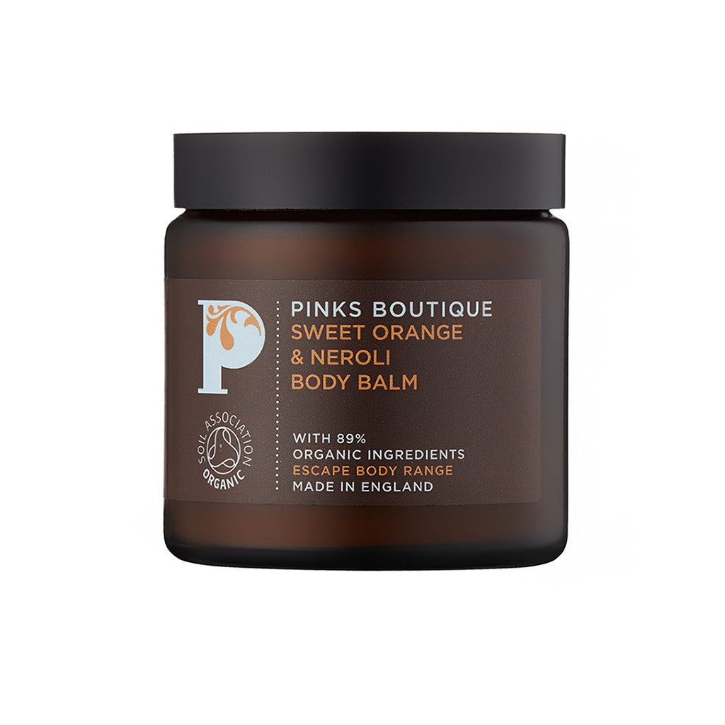 Sweet Orange & Neroli Body Balm