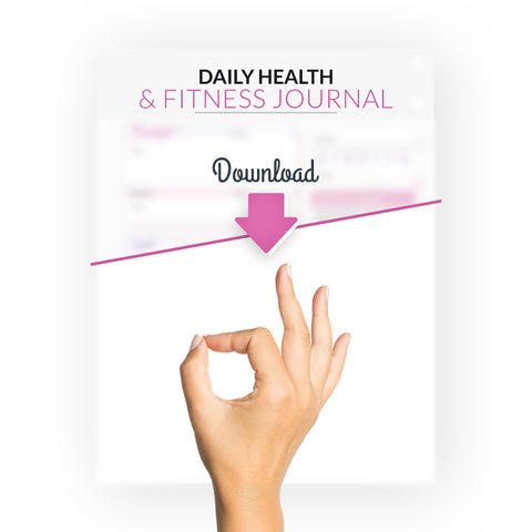 Daily Health & Fitness Journal