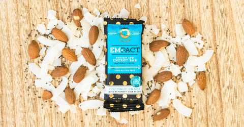 Coconut Crave Protein Bars - 10 Pack