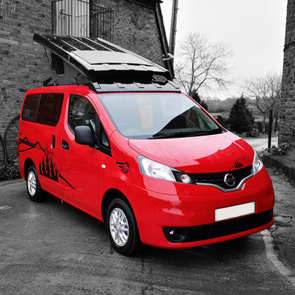 Nissan NV200 Camper Car Options
