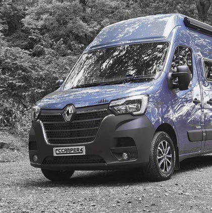 Renault Master Motor Home Options