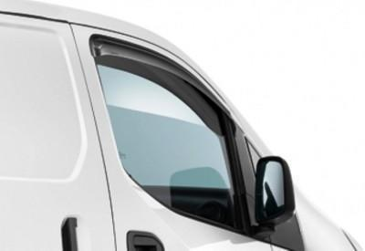Wind Deflectors  09> on Nissan NV200