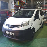 Clee Petrol Automatic Nissan NV200 Camper Car Tailgate 2018 only 14,000 miles