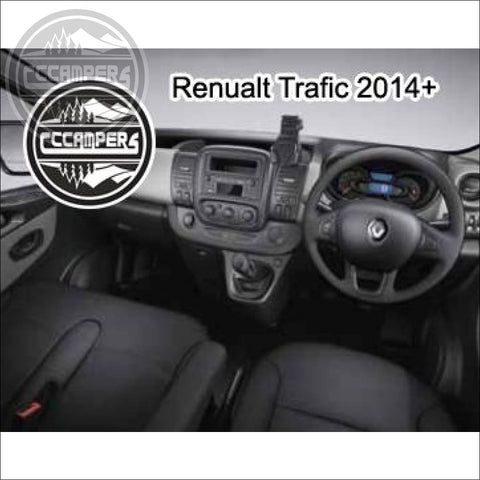 2014 on Renualt Trafic and Nissan NV300 Genuine OEM Fabric Material Cloth match to front seats - CCCAMPERS