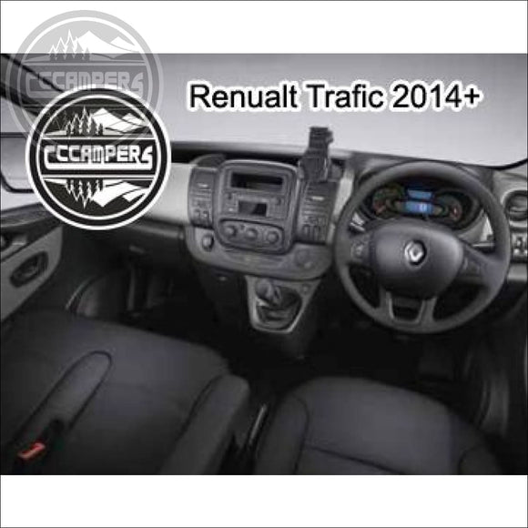 2014 on Renualt Trafic and Nissan NV300 Genuine OEM Fabric Material Cloth match to front seats - cccampers.myshopify.com