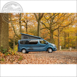 2017 Vauxhall Vivaro LWB Mamble Camper Van by CCCAMPERS with less than 16 000 miles on the clock - Camper For Sale
