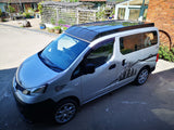 Clee Petrol Automatic Nissan NV200 Camper Car Tailgate 2012 only 60,000 miles - CCCAMPERS