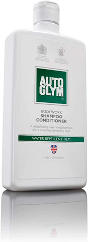Autoglym Bodywork Shampoo Conditioner 500ml camper cleaning up to 25 washes - CCCAMPERS