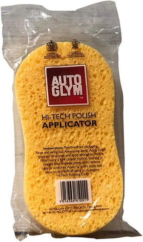 Autoglym Hi-tech Polish Applicator - Polishing Sponge - CCCAMPERS