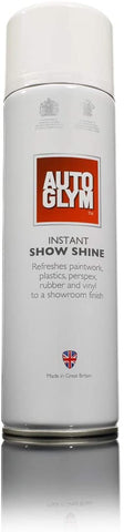 Autoglym Instant Show Shine aerosol spray can 450ML - CCCAMPERS
