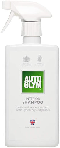 Autoglym Interior Shampoo 500ML camper cleaning - CCCAMPERS