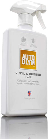 Autoglym Vinyl and Rubber Care 500ML - CCCAMPERS