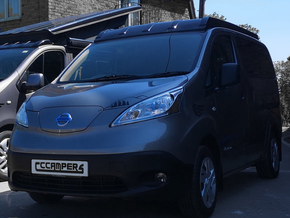 Nissan eNV200 Clee Camper Car by CCCampers Ready for the UK's Electric Generation