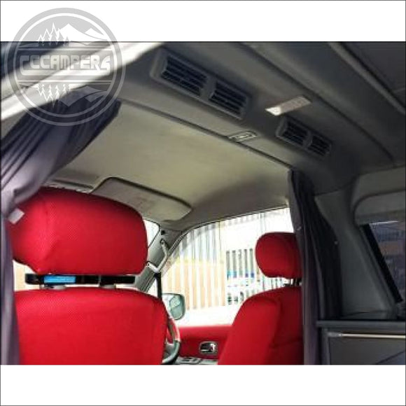 CAB DIVIDER CURTAIN - Carpet Lining