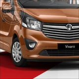 CCCAMPERS - Colour Code Your Pop Up Roof Vauxhall Vivaro 2014 - 2019 - CCCAMPERS