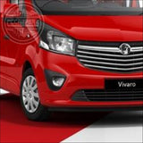 CCCAMPERS - Colour Code Your Pop Up Roof Vauxhall Vivaro 2014 - 2019 - cccampers.myshopify.com