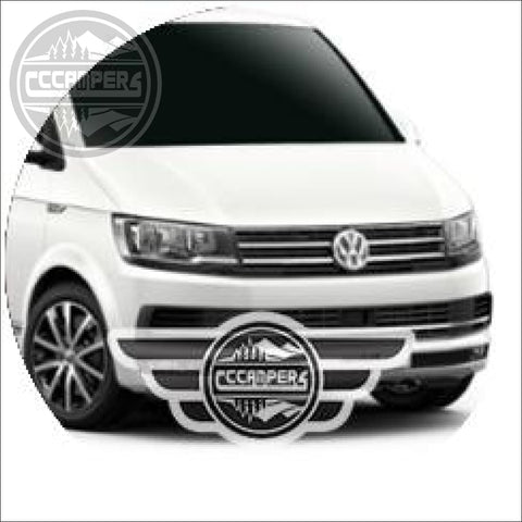 Colour Code Your Pop Up Roof Volkswagen T6 Transporter - Volkswagen Candy White - Conversion Upgrades