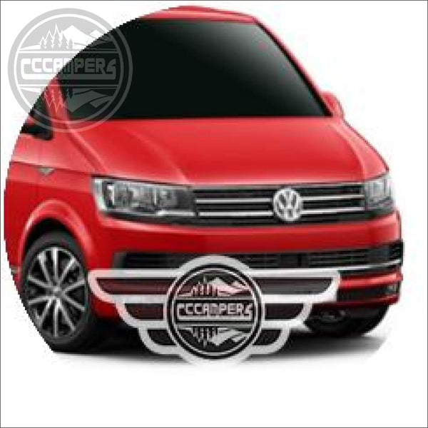 Colour Code Your Pop Up Roof Volkswagen T6 Transporter - Volkswagen Cherry Red - Conversion Upgrades
