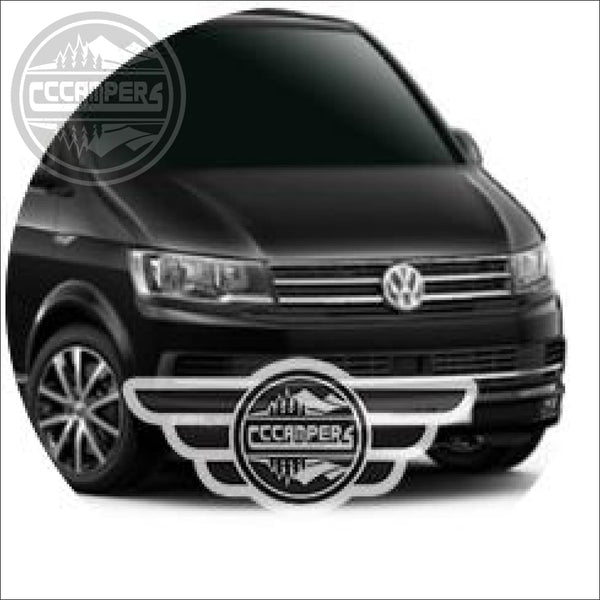 Colour Code Your Pop Up Roof Volkswagen T6 Transporter - Volkswagen Deep Black Pearl - Conversion Upgrades