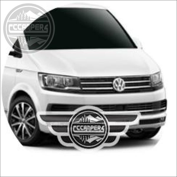 Colour Code Your Pop Up Roof Volkswagen T6 Transporter - Volkswagen Oryx White Mother-of-Pearl Effect - Conversion Upgrades