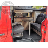 Double Twin Swivel Seat Base  fits Trafic, NV300 & Talento 2014 on - CCCAMPERS