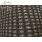 Ford Transit Custom Trend T350 Patterned Fabric - Perfect match to front seats - Plain Black Outer Fabric - OEM Fabric