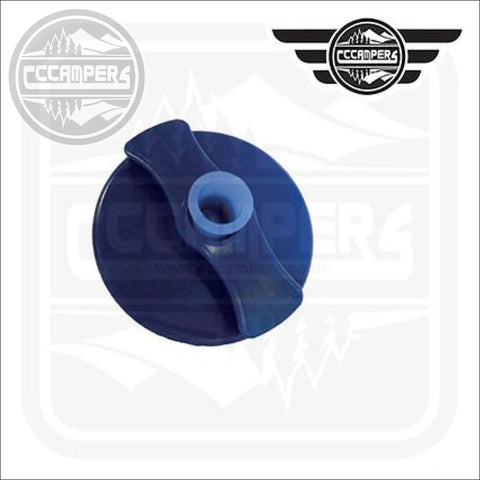 Fresh Water Filler Inlet Cap Non Locking and Locking options - CCCAMPERS
