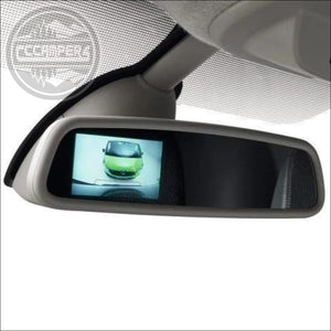 New Renault Trafic Factory fitted Rear parking camera option - cccampers.myshopify.com
