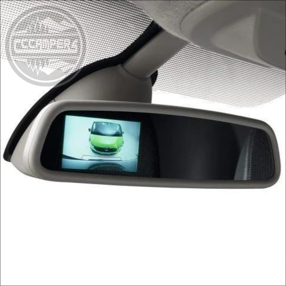New Renault Trafic Factory fitted Rear parking camera option - Conversion Upgrades