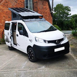 Nissan NV200 Clee Camper Car Petrol Automatic by CCCampers Ready for the UK's Ultra Low Emission Zones ULEZ - cccampers.myshopify.com