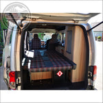 Nissan NV200 Clee Camper Car Petrol Automatic by CCCampers Ready for the UK's Ultra Low Emission Zones ULEZ - CCCAMPERS