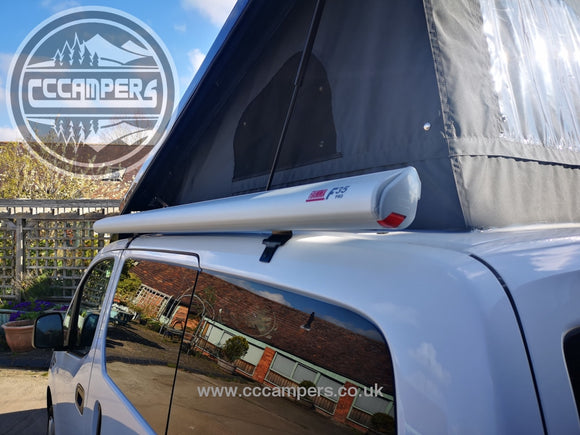 Nissan NV200 Pull Out Awning Kit - CCCAMPERS