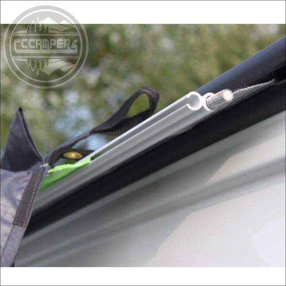 Outdoor Revolution Driveaway Awning Kit Ideal for fixing most awnings to a wind-out awning or fixed awning rails - Drive Away Awnings &