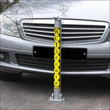 Security Parking Post, Fold Down Fully GAlvanized by RCT Secure - CCCAMPERS