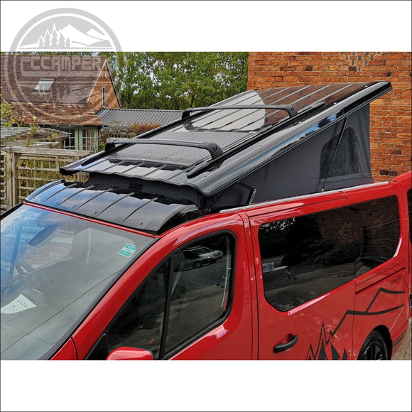 Stargaze Pop up Elevating Roof Rack System - CCCAMPERS