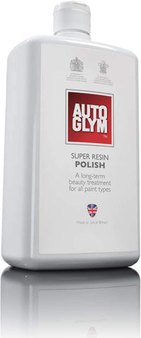Autoglym Super Resin Polish - CCCAMPERS