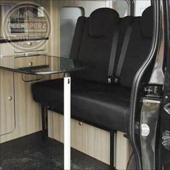 The Bliss Rock 'n' Roll bed for Renault Trafic & Nissan NV300 2014 > Present - CCCAMPERS