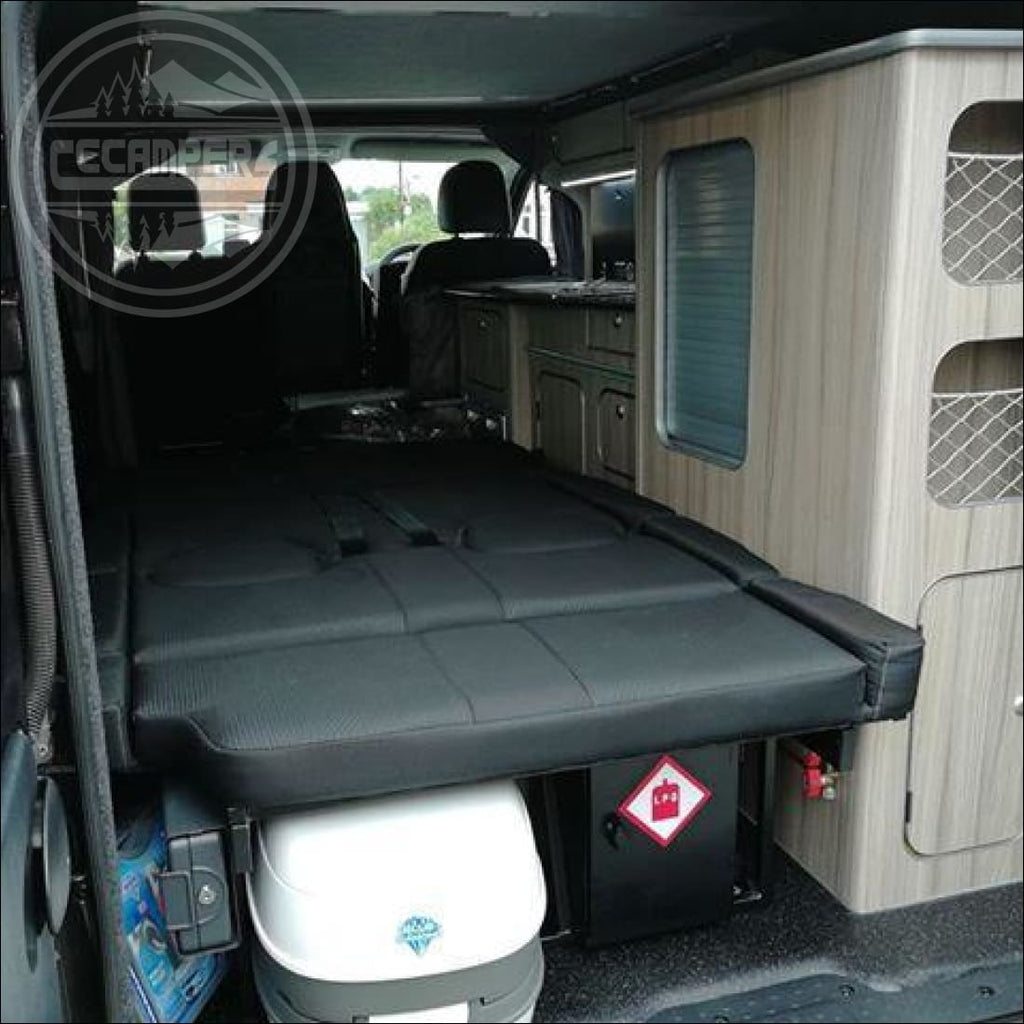 Cccampers The Bliss Rock N Roll Bed For Renault Trafic Amp Nissan Nv300 2014 Gt Present Cccampers Myshopify Com