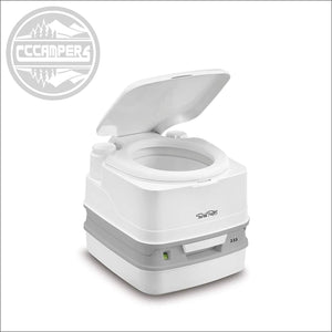 Thetford Porta Potti Qube 335 Portable Toilet * OUT OF STOCK* - cccampers.myshopify.com