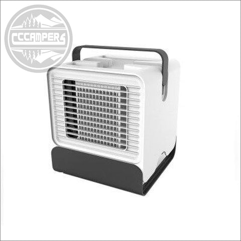 USB Air Conditioning / Humidifying Water Cooled Fan perfect for our lovely hot days and nights - CCCAMPERS