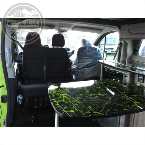 Vauxhall Vivaro Factory Bulkhead Delete (also fits Renault Trafic) - cccampers.myshopify.com